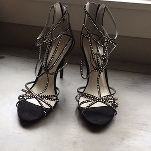 Wild Diva Lounge Black stilettos